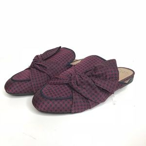 A New Day Sz 7 Slip On Loafer Fabric